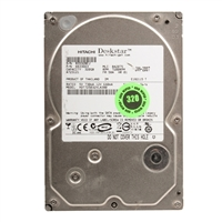 "320GB SATA I 1.5Gb/s 3.5"" Desktop Internal Hard Drive - Refurbished"