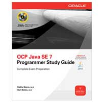 McGraw-Hill OCP JAVA SE 7 PROGSTUDY