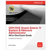 McGraw-Hill OCA ORACLE SOLARIS 11 SYS