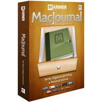 Mariner Software MacJournal 6 (Mac)