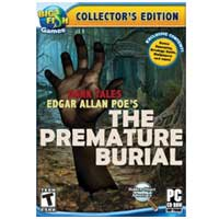 Activision Dark Tales 3: Edgar Allan Poe's The Premature Burial (PC)