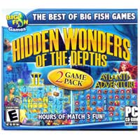 Activision Hidden Wonders 2-Pk (PC)