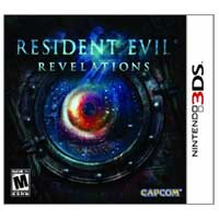Capcom Resident Evil Revelations (3DS)