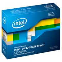 "Intel 520 Series 120GB SATA 6.0Gb/s 2.5"" Internal Solid State Drive SSD)"