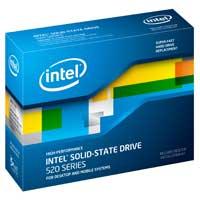 """Intel 520 Series 120GB SATA 6.0Gb/s 2.5"""" Internal Solid State Drive SSD)"""