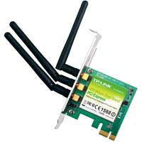 TP-LINK TL-WDN4800 Wireless N Dual Band PCI Express Adapter