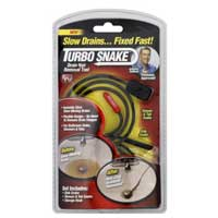 Turbo Snake Drain Cleaner