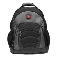"Swiss Gear Synergy Notebook Backpack Fits Screens up to 15.6"" Black"