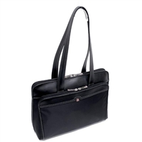 "Wenger Rhea Women Notebook Case Fits Screens up to 17"" - Black"