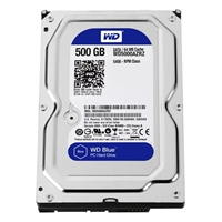 "WD Green 500GB IntelliPower SATA 6.0Gb/s 3.5"" Internal Hard Drive WD5000AZRX - OEM"