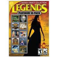 CSDC Legends Platinum 10-Pack (PC)