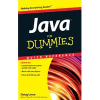 Wiley JAVA FOR DUMMIES QR