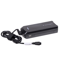 Kensington Toshiba 90 Watt Notebook Charger with USB Power Port