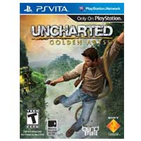 Sony Uncharted: Golden Abyss (PS Vita)