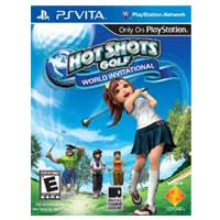 Sony Hot Shots Golf: World Invitational (PS Vita)