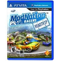 Sony ModNation Racers: Road Trip (PS Vita)