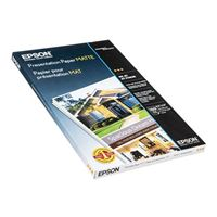"Epson 8.5"" x 14"" Photo Presentation Paper Matte 100 Sheets"