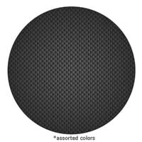 Handstands Ultra Thin Round Mouse Mat Assorted- Charcoal/White