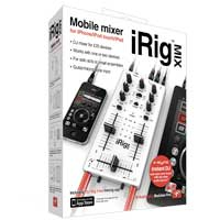 IK Multimedia iRig Mix for iPhone/iPod touch/iPad