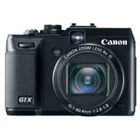 Canon PowerShot G1 X 14.3 Megapixel Digital Camera - Black