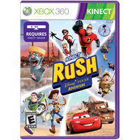 Microsoft Rush: A Disney Pixar Adventure (Kinect for Xbox)