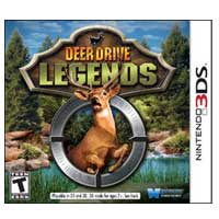 Maximum Games Deer Drive Legends (3DS)