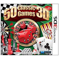 Maximum Games 50 Classic Games (3DS)