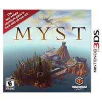 Maximum Family Games Myst (Used/3DS)