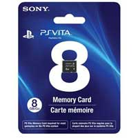 Sony 8GB Memory Card (PS Vita)