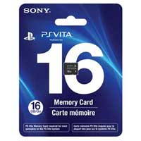 Sony 16GB Memory Card (PS Vita)