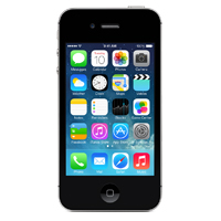 Apple iPhone 4S 64GB -  Black (AT&T)