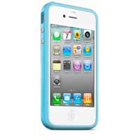 Apple Bumper Case for iPhone 4/4S Blue