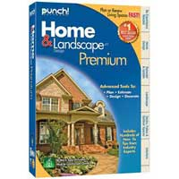 Encore Software Punch! Home & Landscape Design Premium V17 DSA