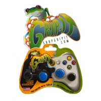 CompuExpert Grip-iT Analog Stick Covers for XBox 360/PS3/PS4 - 4Pack