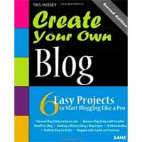 Sams CREATE YOUR OWN BLOG