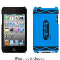 Griffin Crayola Classics Case for iPod touch 4 Blue Berry Crayon