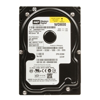 "80GB / 100GB  7,200 RPM SATA 3.5"" Assorted Internal Hard Drive - Refurbished"