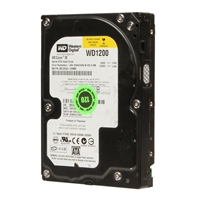 "3.5"" 120GB SATA Internal Hard Drive - Refurbished"