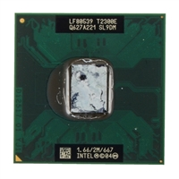 Intel 1.66GHz Socket 478 T5500 Core 2 Duo Processor - Refurbished