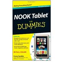 Wiley NOOK TABLET FOR DUMMIES