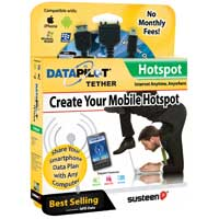 Susteen DataPilot Hotspot and Tether Kit