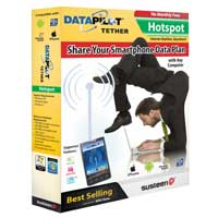 Susteen DataPilot Hotspot Software