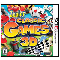 Maximum Games Junior Classic Games (3DS)