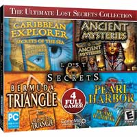 Encore Software Lost Secrets 4 (PC)