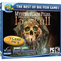 Encore Software Mystery Case Files: 13th Skull