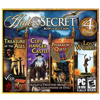 Encore Software Hide and Secret Bonus Edition 4 Pack (PC)