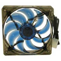 Fanner Tech USA Masscool 120mm Blue LED Ball Bearing Case Fan