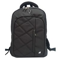 "Inland Laptop Backpack Fits up to 15.6"" - Black"