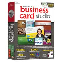 SummitSoft Business Card Studio 4.0 (PC)