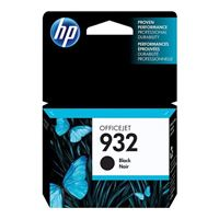HP HP 932 Black Ink Cartridge